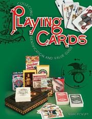 Cover of: Collecting playing cards