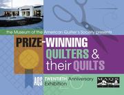 Cover of: Prize Winning Quilters And Their Quilts Aqs | Marjorie L. Russell