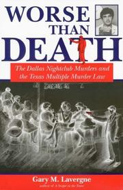 Cover of: Worse Than Death
