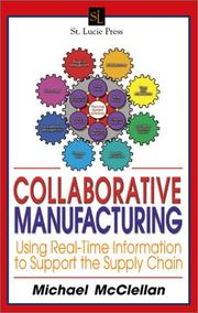 Cover of: Collaborative Manufacturing