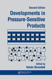 Cover of: Developments In Pressure-Sensitive Products