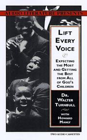 Cover of: Lift Every Voice | Walter Turnbull