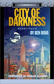 Cover of: City of Darkness |