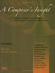 A composers insight