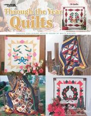 Cover of: Through the Year Quilts | Leisure Arts