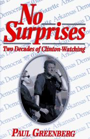 Cover of: No surprises