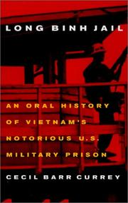 Cover of: Long Binh Jail