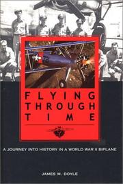 Cover of: Flying Through Time