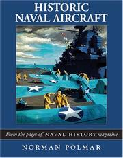 Cover of: Historic Naval Aircraft
