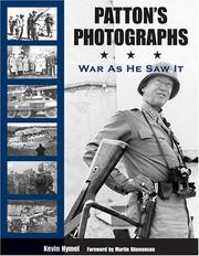 Cover of: Patton's photographs