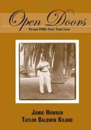 Cover of: Open doors | Taylor Baldwin Kiland