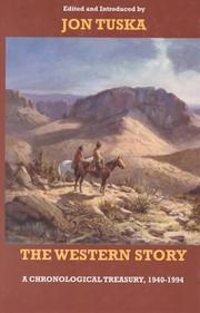 Cover of: The Western Story  1892-1939