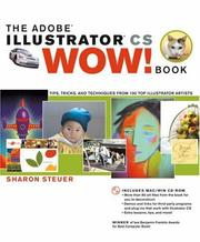 Cover of: The Adobe Illustrator CS Wow! Book (WOW!)