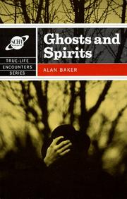 Cover of: Ghosts and spirits