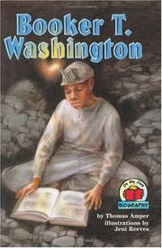 Cover of: Booker T. Washington | Thomas Amper