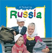 Cover of: A ticket to Russia