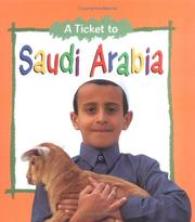 Cover of: Saudi Arabia (Ticket to)