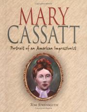 Cover of: Mary Cassatt: portrait of an American impressionist
