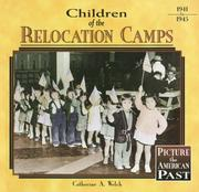 Cover of: Children of the relocation camps