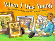 Cover of: When I was young