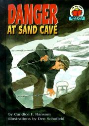 Cover of: Danger at Sand Cave