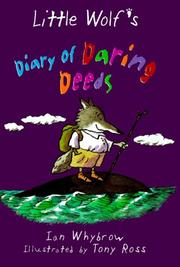 Cover of: Little Wolf's Diary of Daring Deeds