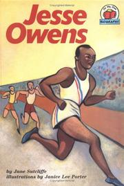 Cover of: Jesse Owens (On My Own Biography) | Jane Sutcliffe