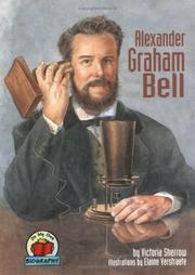 Cover of: Alexander Graham Bell (On My Own Biographies)