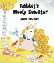 Cover of: Rabbit's wooly sweater