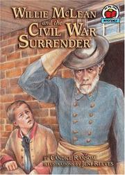 Cover of: Willie McLean and the Civil War surrender