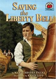 Cover of: Saving the Liberty Bell