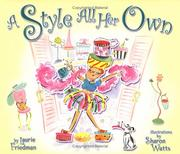 Cover of: A style all her own