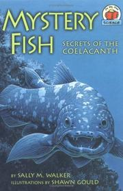 Cover of: Mystery Fish: Secrets Of The Coelacanth (On My Own Science)