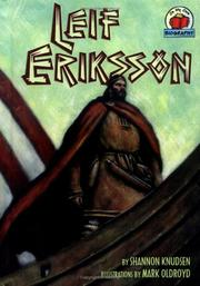 Cover of: Leif Eriksson