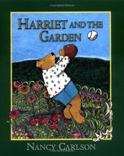 Cover of: Harriet and the garden
