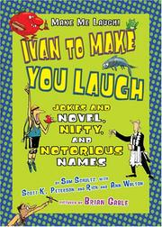Cover of: Ivan to Make You Laugh | Scott K. Peterson