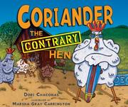 Cover of: Coriander the contrary hen