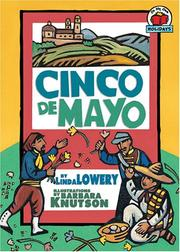 Cover of: Cinco de Mayo
