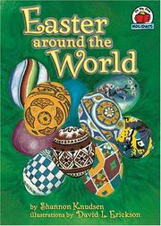 Cover of: Easter Around the World (On My Own, Holidays)