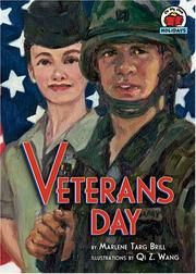 Cover of: Veterans Day (On My Own, Holidays)