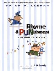 Cover of: Rhyme and punishment: adventures in wordplay