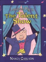 Cover of: Louanne Pig in the talent show