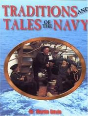 Cover of: Traditions and tales of the Navy | Martin Davis