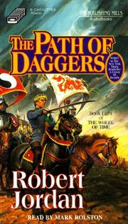 Cover of: The Path of Daggers (The Wheel of Time, Book 8)