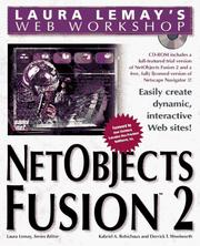 Cover of: NetObjects Fusion 2