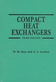 Compact heat exchangers 1998 edition open library cover of compact heat exchangers w m kays fandeluxe Image collections