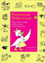 Cover of: Dramatizing Mother Goose