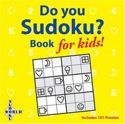 Cover of: Do You Sudoku? | Bob Moog