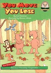 Cover of: You move you lose =
