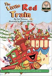Cover of: The little red train =
